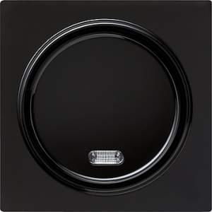 015347 Кнопочный выключатель для малого напряжения до 42 В с подсветкой