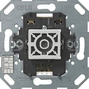 018100 Кнопочный шинный соединитель одноклавишный. 1-полюсный