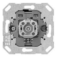 018400 Кнопочный шинный соединитель одноклавишный. 2-полюсный