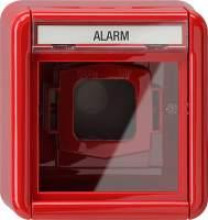 020630 Накладка с табличкой для надписи для водозащищенных выключателей
