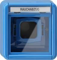 020730 Накладка с табличкой для надписи для водозащищенных выключателей
