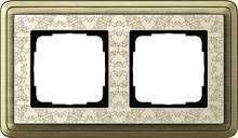 0212663 Рамка двойная