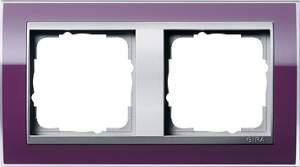 0212756 Рамка двойная