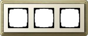 0213623 Рамка тройная