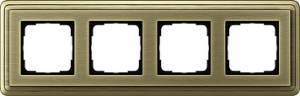 0214621 Рамка четырехкратная