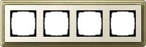 0214623 Рамка четырехкратная
