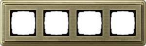 0214661 Рамка четырехкратная
