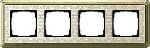 0214663 Рамка четырехкратная