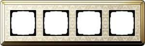 0214673 Рамка четырехкратная