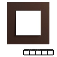 0215227 Рамка пятикратная