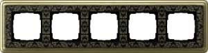 0215662 Рамка пятикратная