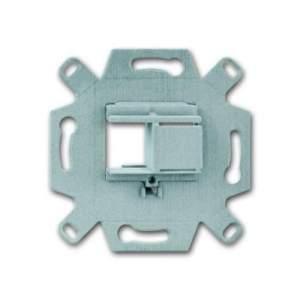 0230-0-0395 BJE Адаптер монтажный для скрытой установки на 2 модуля 0219