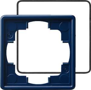 025146 Рамка одинарная с уплотнительной вставкой