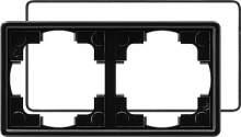 025247 Рамка двойная с уплотнительной вставкой