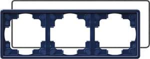 025346 Рамка тройная с уплотнительной вставкой