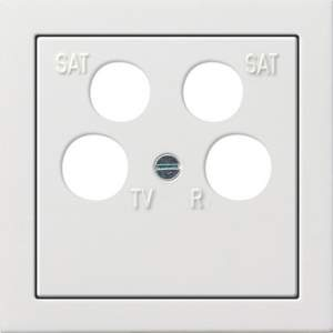 0259112 Панель 50*50 мм для 4 канальной антенной розетки 400/EAS/DC (Ankaro)