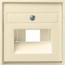 0270111 Накладка 50*50 мм для розеток UAE/IAE