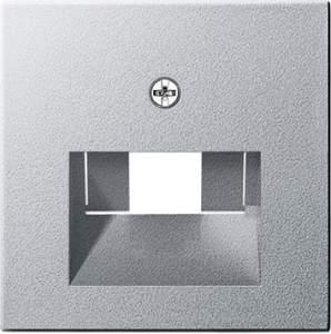 027026 Накладка 50*50 мм для розеток UAE/IAE