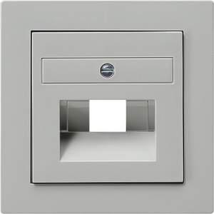 027042 Накладка 50*50 мм для розеток UAE/IAE