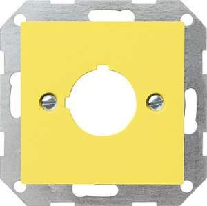 027102 Накладка с ответвителем 22.5 мм