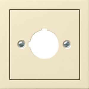0272111 Накладка с опорным кольцом для установки устр-в управления и оповещения с ? 22,5 мм