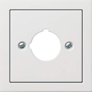 0272112 Накладка с опорным кольцом для установки устр-в управления и оповещения с ? 22,5 мм