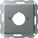 0272203 Накладка с опорным кольцом для установки устр-в управления и оповещения с ? 22,5 мм