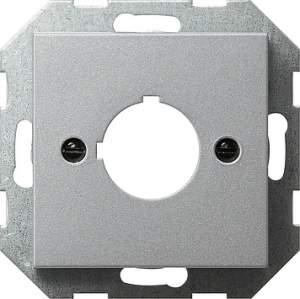 027226 Накладка с опорным кольцом для установки устр-в управления и оповещения с ? 22,5 мм