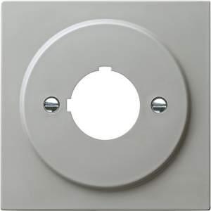 027242 Накладка с опорным кольцом для установки устр-в управления и оповещения с ? 22,5 мм