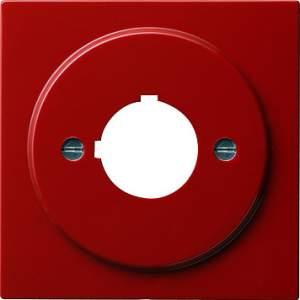 027243 Накладка с опорным кольцом для установки устр-в управления и оповещения с ? 22,5 мм