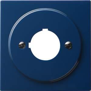 027246 Накладка с опорным кольцом для установки устр-в управления и оповещения с ? 22,5 мм