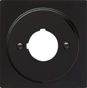 027247 Накладка с опорным кольцом для установки устр-в управления и оповещения с ? 22,5 мм