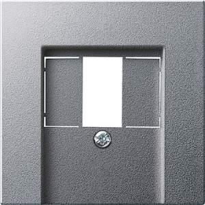 027626 Накладка телефонной розетки TAE+Стерео+USB