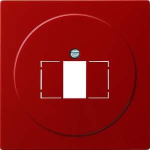 027643 Накладка телефонной розетки TAE+Стерео+USB
