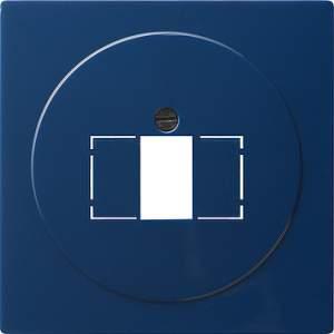 027646 Накладка телефонной розетки TAE+Стерео+USB