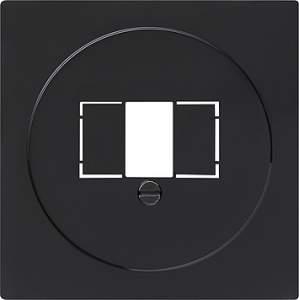 027647 Накладка телефонной розетки TAE+Стерео+USB