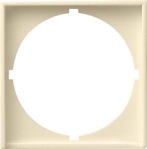 028101 Накладка с вырезом для приборов с панелью 50*50 мм DIN 49 075