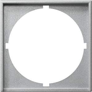 028126 Накладка с вырезом для приборов с панелью 50*50 мм DIN 49 077