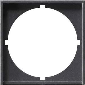 028128 Накладка с вырезом для приборов с панелью 50*50 мм DIN 49 079