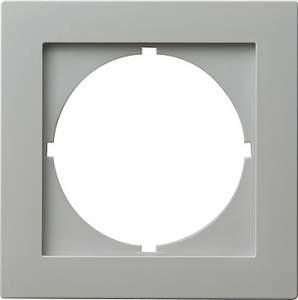 028142 Накладка с вырезом для приборов с панелью 50*50 мм DIN 49 081