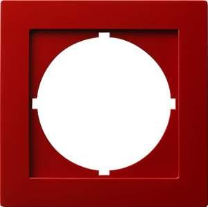 028143 Накладка с вырезом для приборов с панелью 50*50 мм DIN 49 082