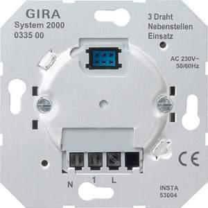 033500 Добавочное устройство для автоматических выключателей и датчиков присутствия