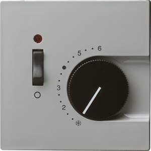 039242 Терморегулятор с размыкающим контактом. выключателем и контрольной лампой