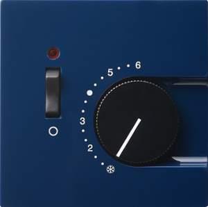039246 Терморегулятор с размыкающим контактом. выключателем и контрольной лампой