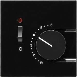 039247 Терморегулятор с размыкающим контактом. выключателем и контрольной лампой