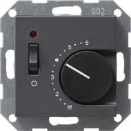 039328 Терморегулятор с размыкающим контактом 24V/10 (4)A и контрольной лампой