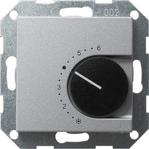 039726 Терморегулятор с переключающим контактом на 24V/10(4)A