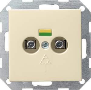 040501 Коробка выравнивания потенциалов со штепсельным штифтом DIN 42801. двойная