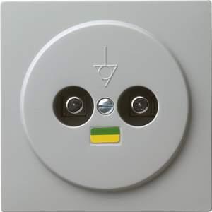040542 Коробка выравнивания потенциалов со штепсельным штифтом DIN 42801. двойная