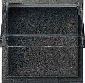 040967 Панель с прозрачной крышкой